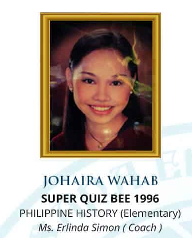 Super Quiz Bee 1996