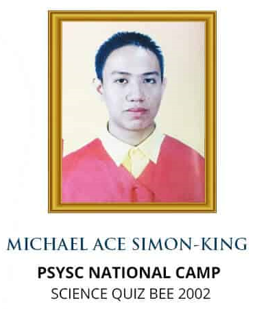 PSYSC National Camp Science Quiz Bee 2002